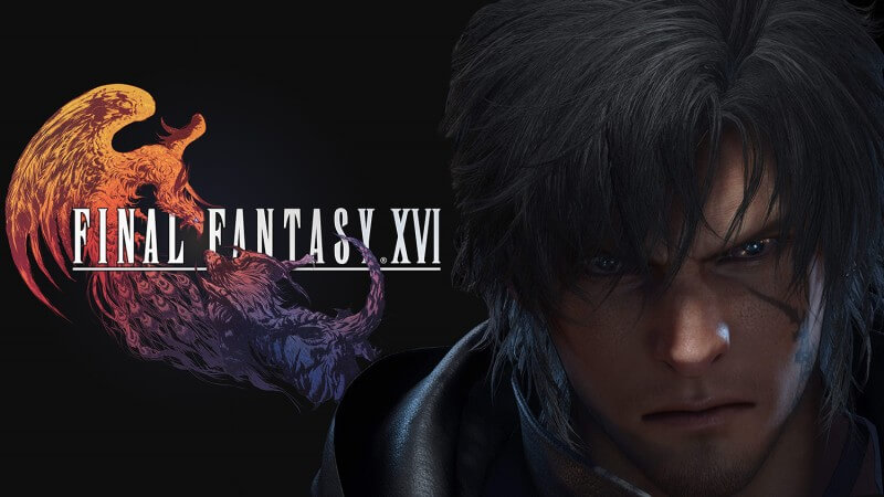 Final Fantasy XVI Clive Lead Character and Logo Forecasts A High Number of Players