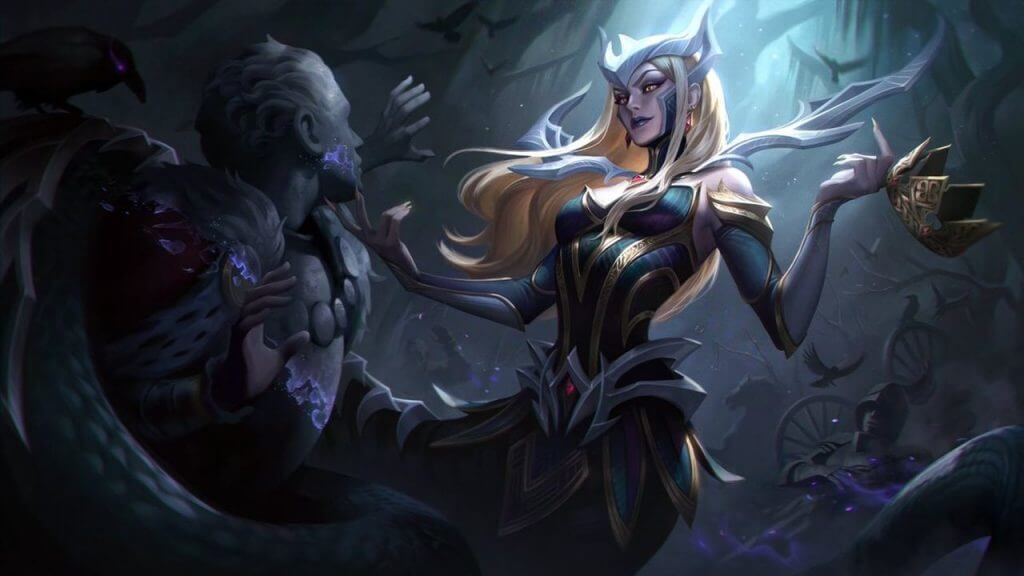 League Of Legends Update 11.16 Patch Notes Preview