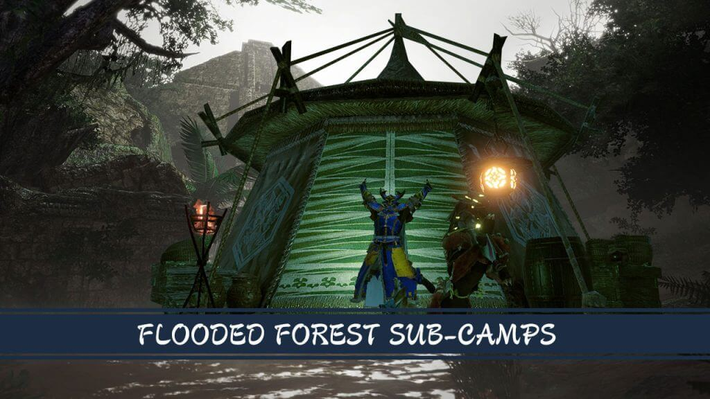 Monster Hunter Rise Guide: Flooded Forest Sub-Camp Location