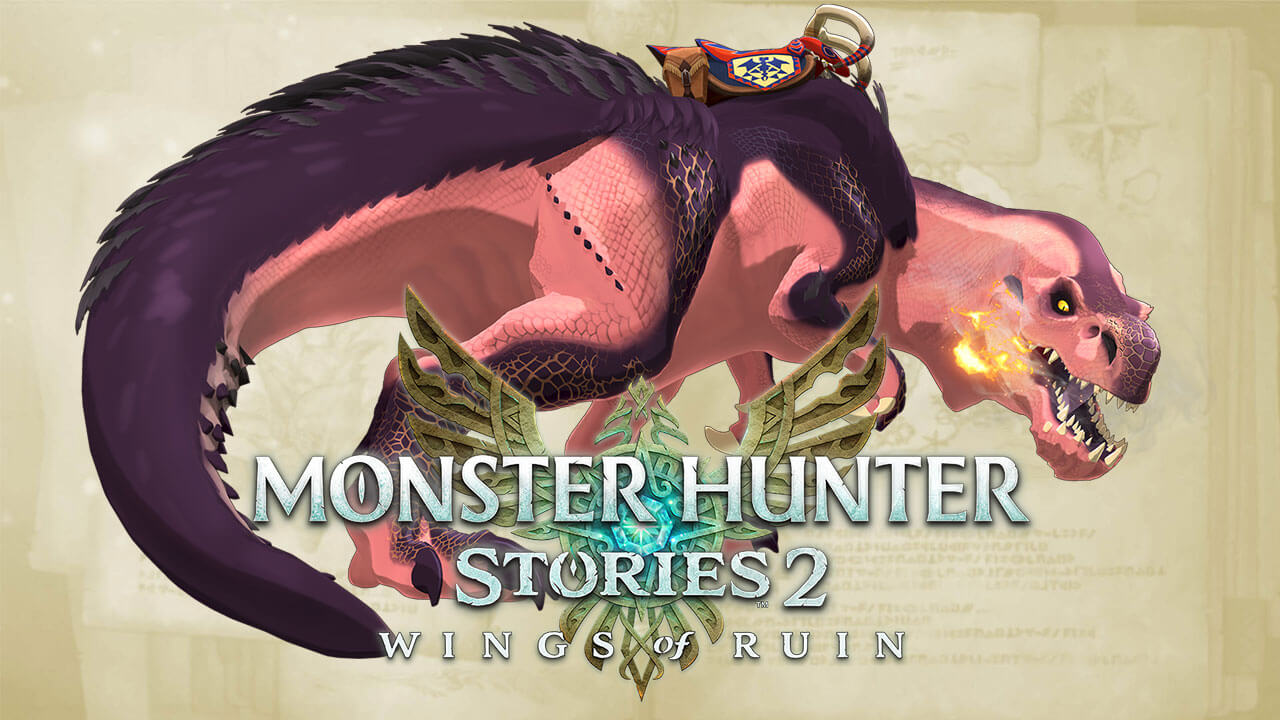 Monster Hunter Stories 2 Demo Guide: How to Get Anjanath Glitch