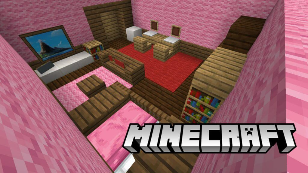 Minecraft: How to Make Pink Dye