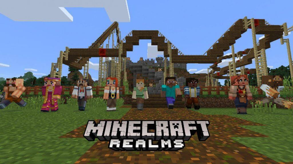 Minecraft Realms: How to Turn On Coordinates