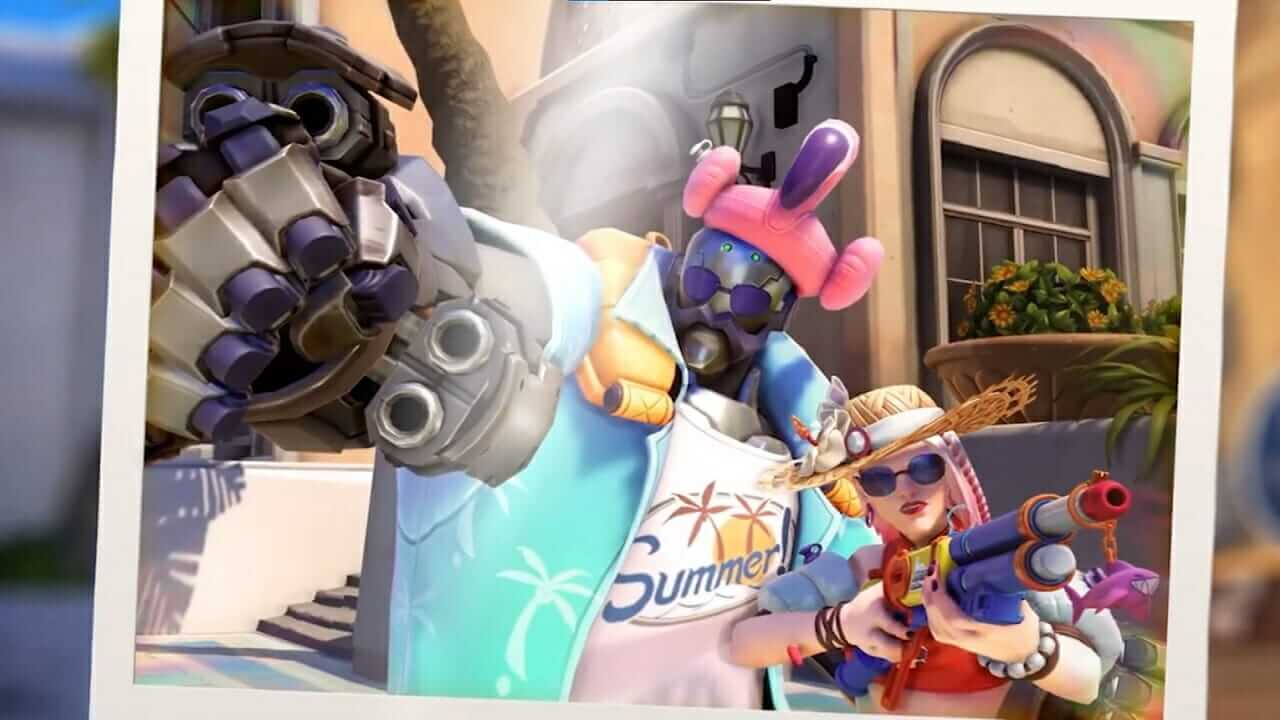 Overwatch Summer Games 2021 is Live Today!