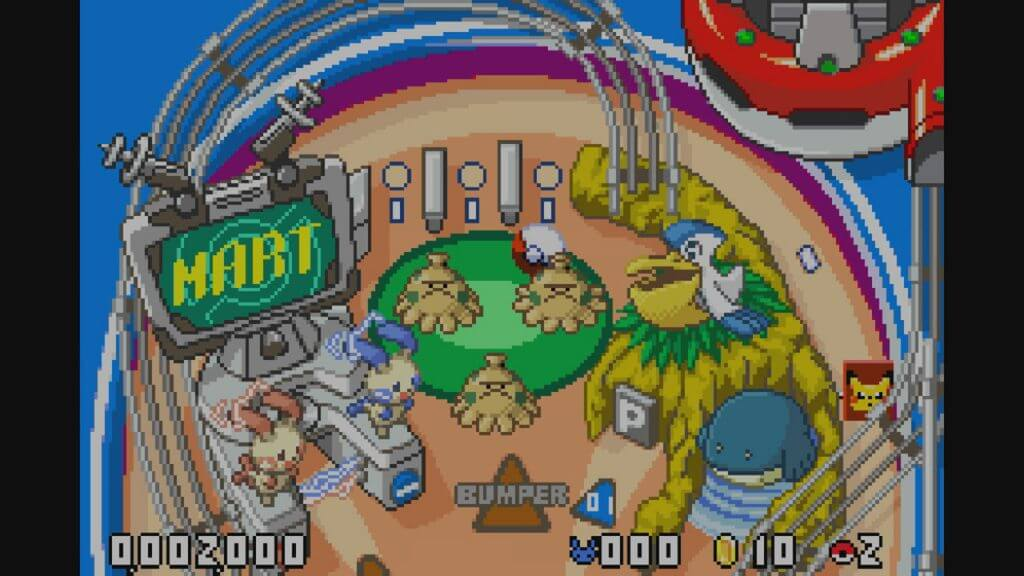 New Pokémon Pinball Game And Other Cancelled DS Titles Revealed