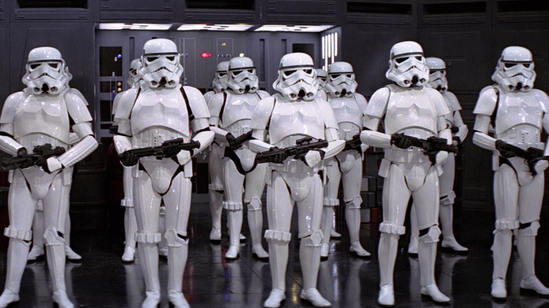 Stormtroopers A New Hope