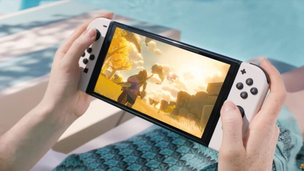 No Plans For New Switch Model, Nintendo Says