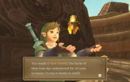 The Legend Of Zelda Skyward Sword HD: How to Catch and Use Bugs