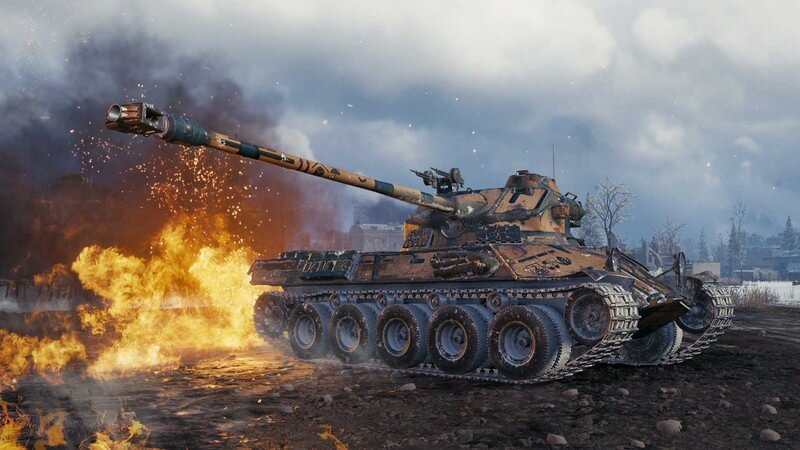 World of Tanks Game, Popular Online Games