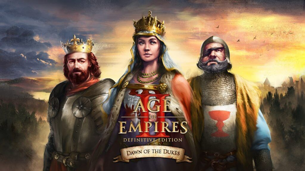 Age of Empires II: Definitive Edition Dawn of the Dukes Out Today