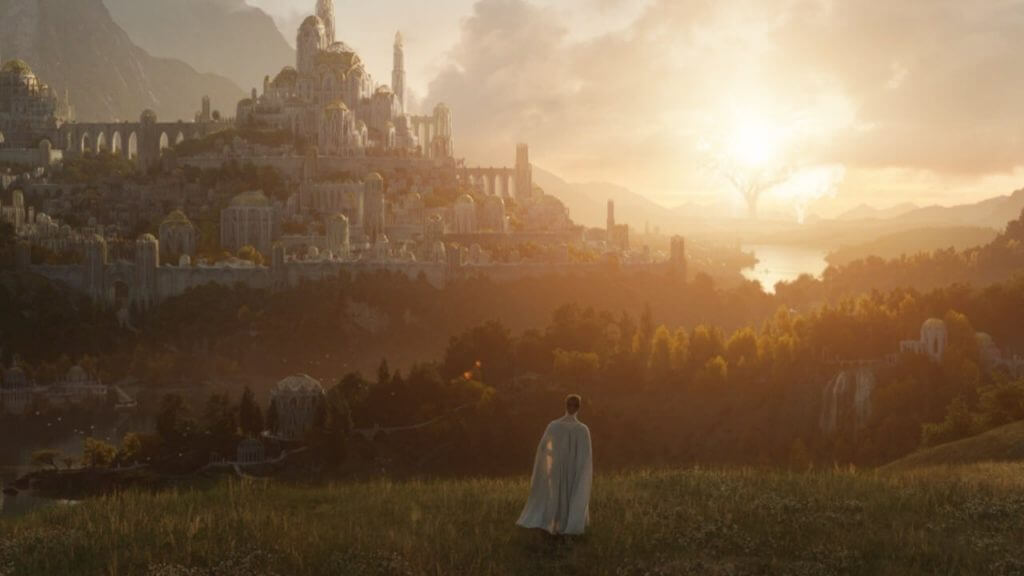 Amazon's Lord of the Rings Series Shows Off First Look at Middle-earth