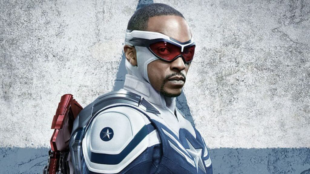 Anthony Mackie Will Return for 'Captain America 4'