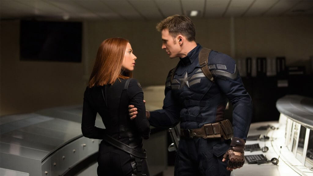 Chris Evans and Scarlett Johansson Reunited in 'Ghosted'