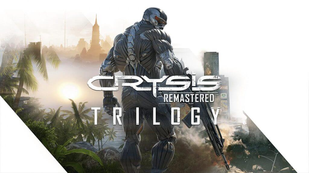 Crysis Remastered Trilogy Launches Xbox Comparison Trailer