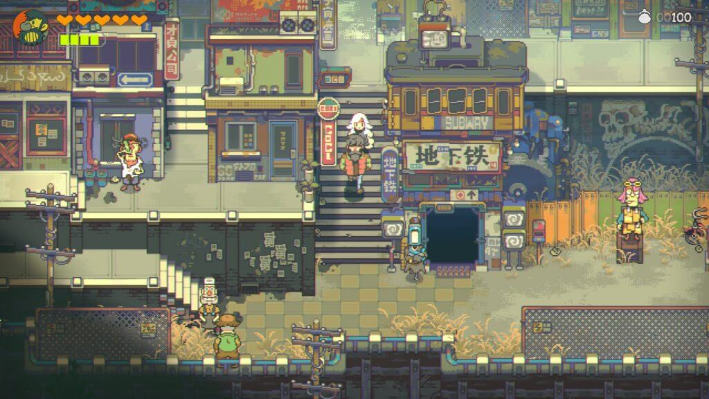 Chucklefish's Eastward Hits Switch and PC in September