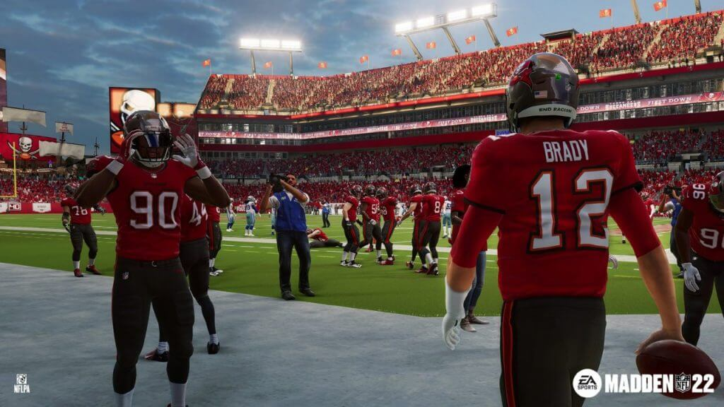Madden NFL 22 Update 1.04 Patch Notes