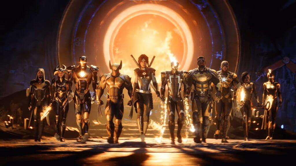 Marvel's Midnight Suns Announced At Opening Night Live