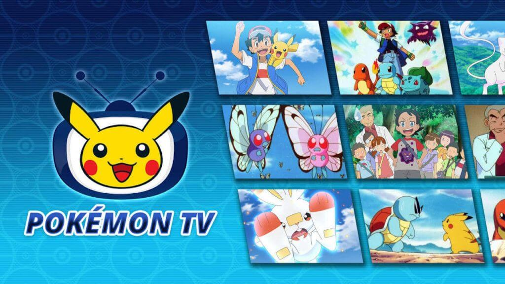 Pokemon TV Is Available Now On Nintendo Switch