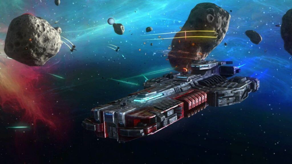 Rebel Galaxy is Now Free on the Epic Games Store