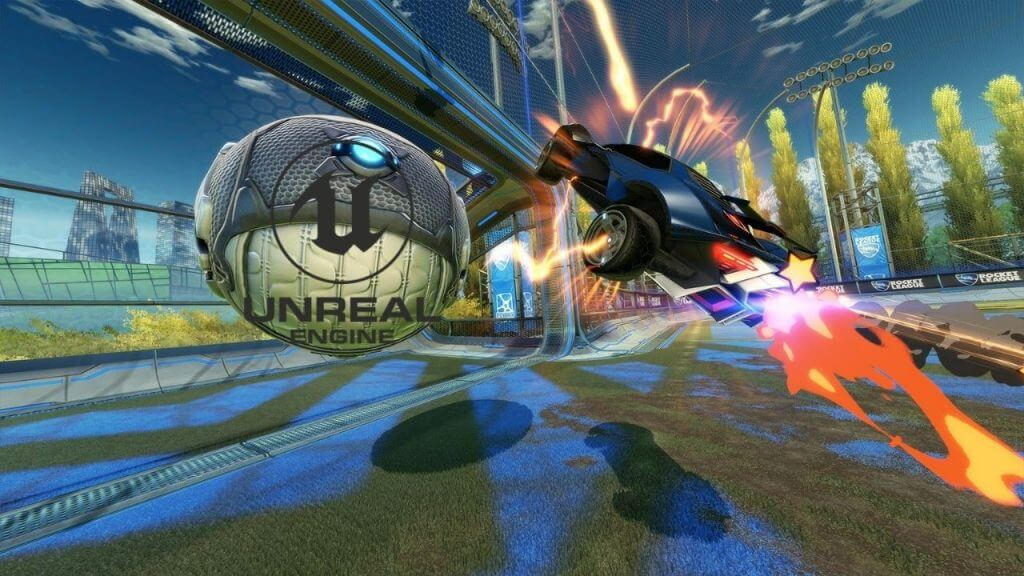 Psyonix is Upgrading Rocket League to Unreal Engine 5
