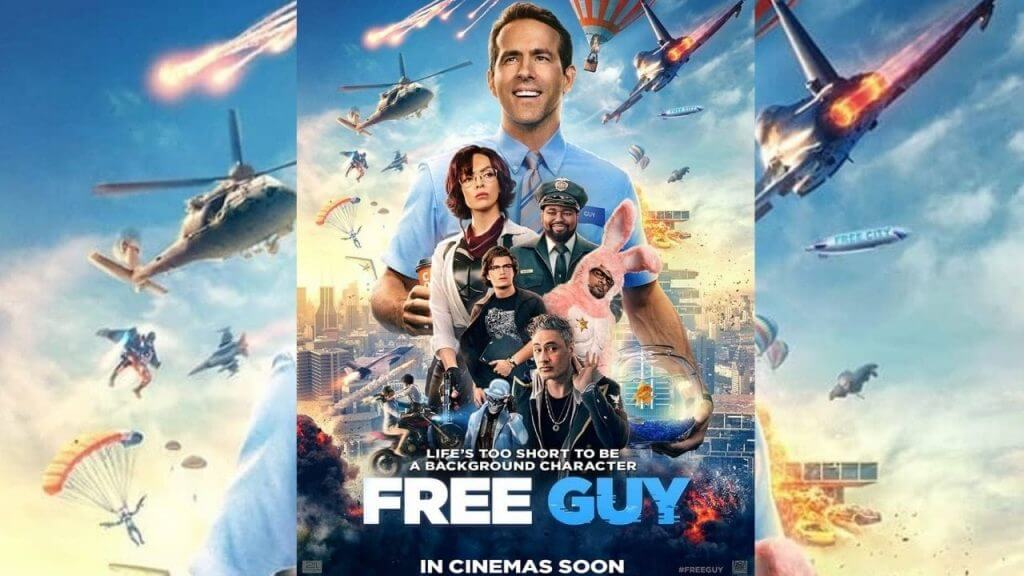 Ryan Reynolds Confirms Free Guy Sequel is Happening