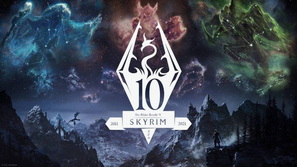 Skyrim Anniversary Edition Launches Soon With Creation Club Content