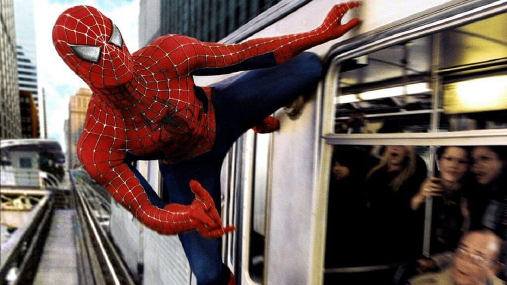 10 Best Moments Ever from Live-Action Spider-Man Movies Ranked