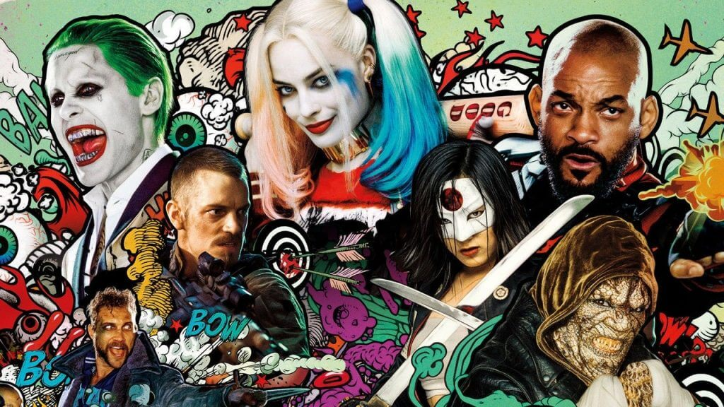 Top Ten Reasons Why 2016's Suicide Squad is Underrated