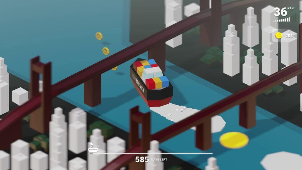 Ever Given Cargo Ship Gets Its Own Video Game