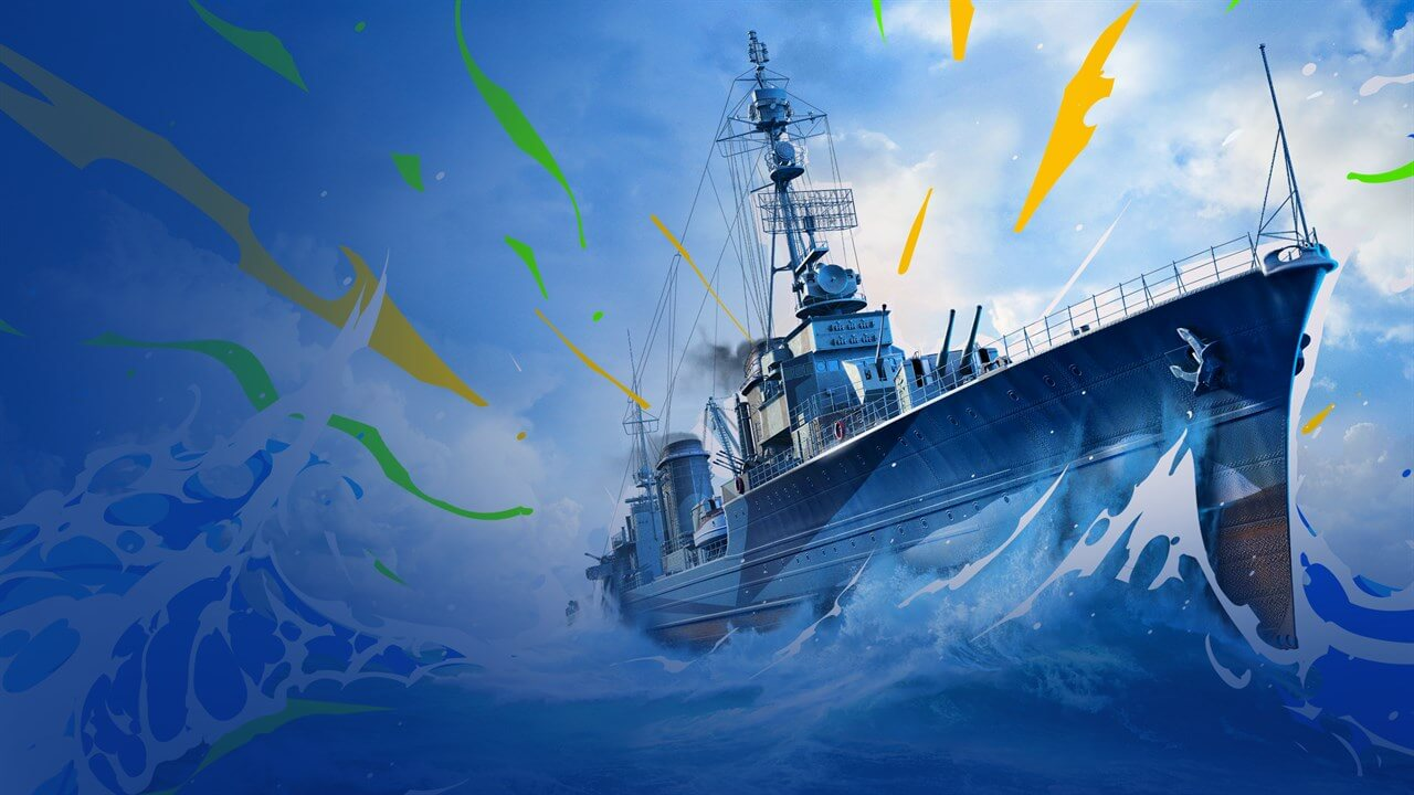 World of Warships: Legends October 4 Update Patch Notes
