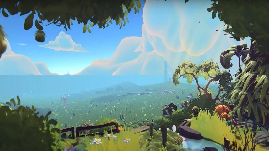 Sci-Fi Zelda-like XEL Announced for PC and Consoles in 2022