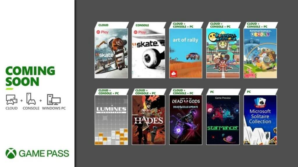 Xbox Game Pass Adds Hades and Psychonauts 2 in August