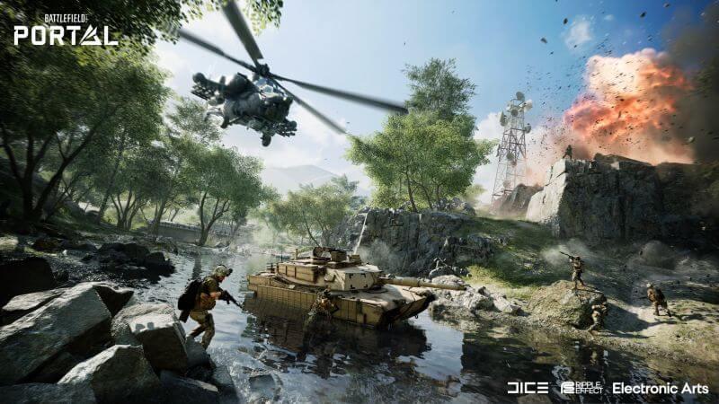 Battlefield 2042 Exodus, Battlefield Portal