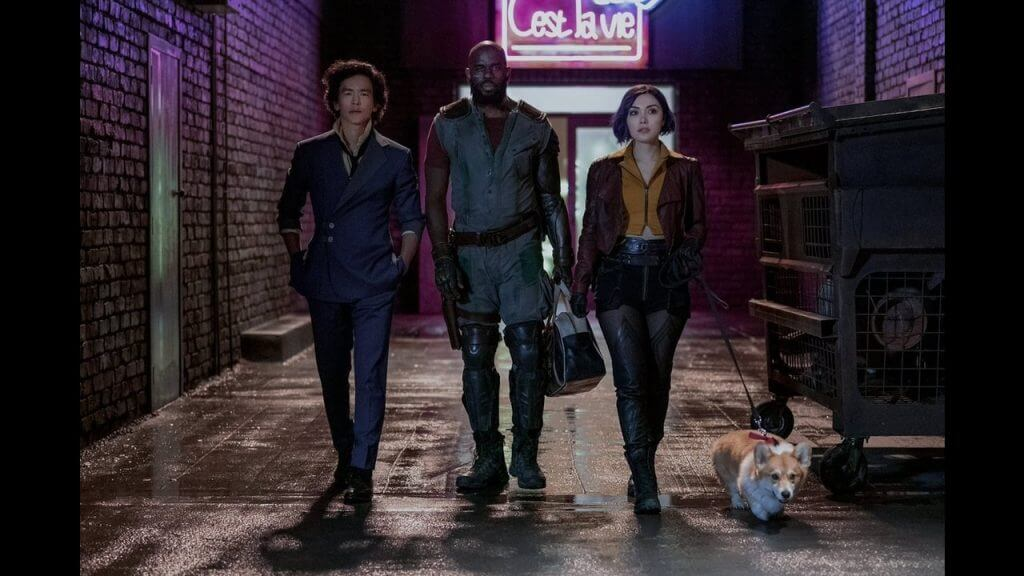 Netflix Releases First Look At Live-Action Cowboy Bebop
