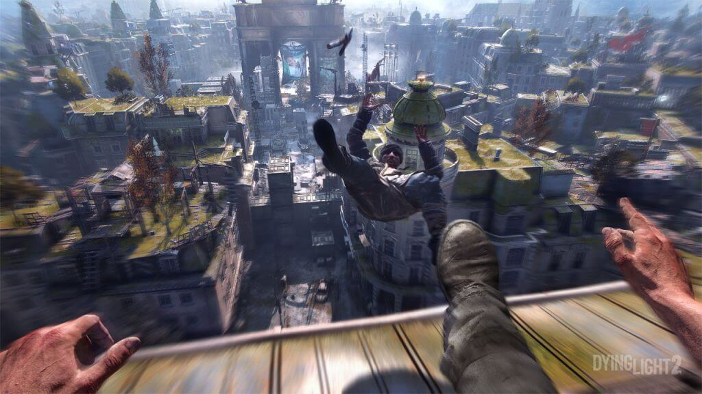 Dying Light 2 Gamescom 2021 Trailer Shows Off Parkour and Combat