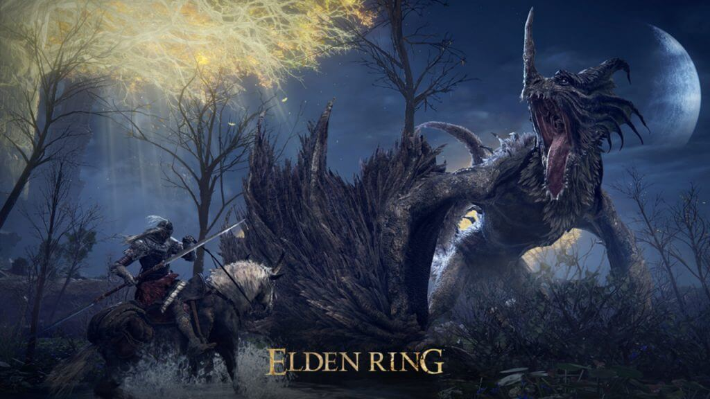 Elden Ring Gameplay Demo: Open World Souls With Maps and Jumping
