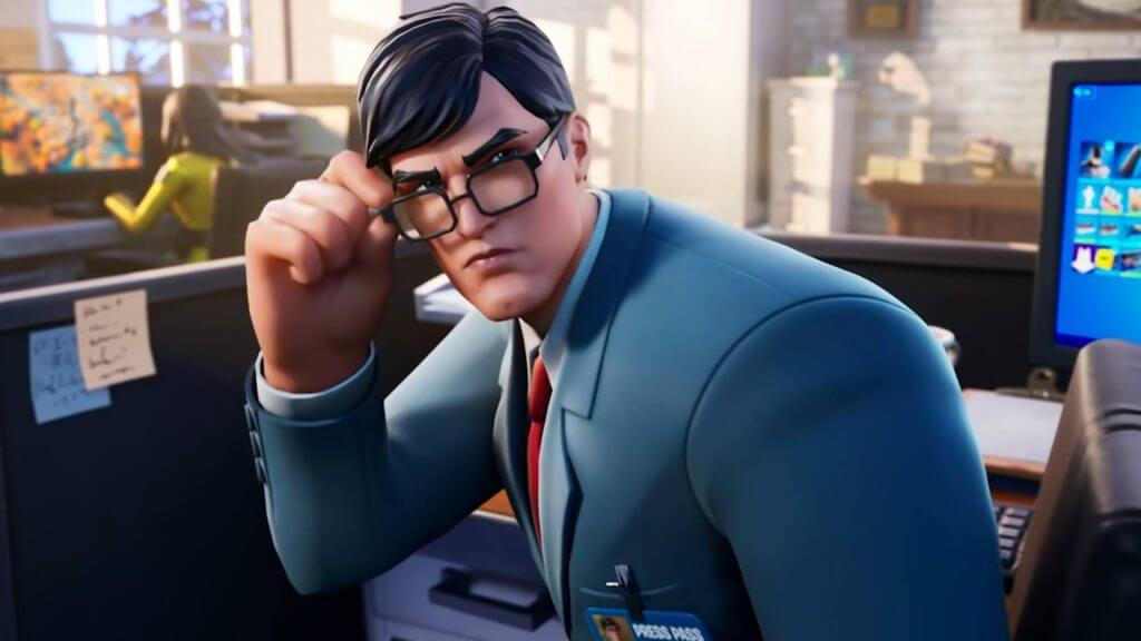 Fortnite: How to Get the Clark Kent Skin
