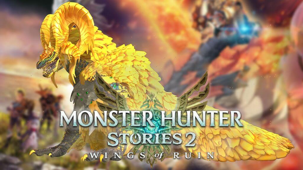 Kulve Taroth Comes to Monster Hunter Stories 2 This Weekend