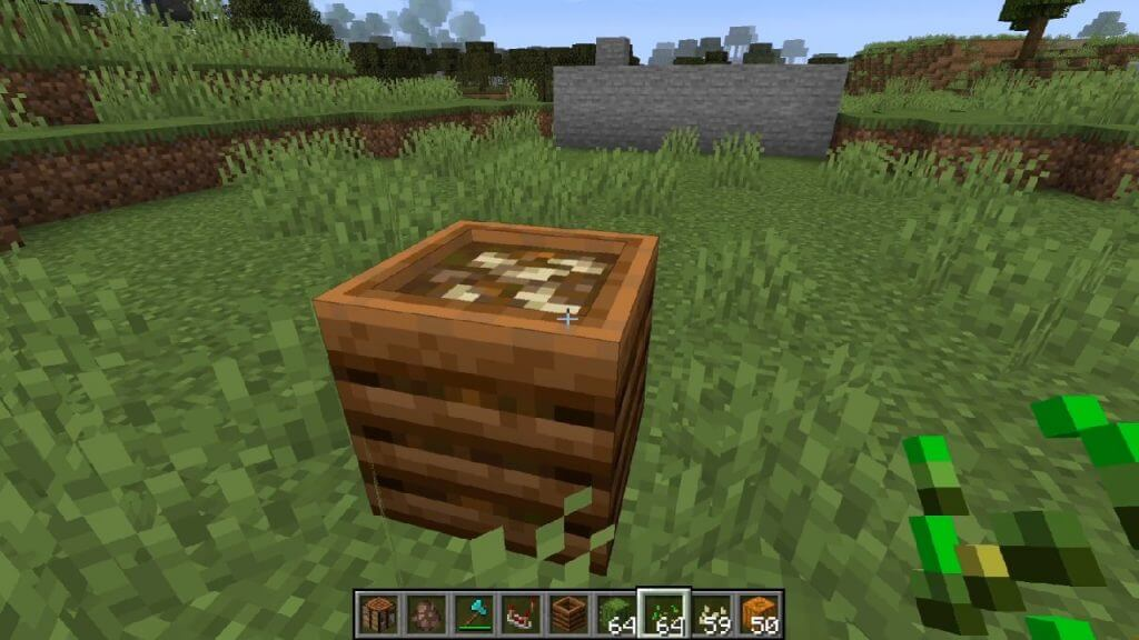 Minecraft: How to Make and Use a Composter