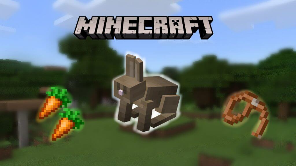 Minecraft: How to Tame a Rabbit