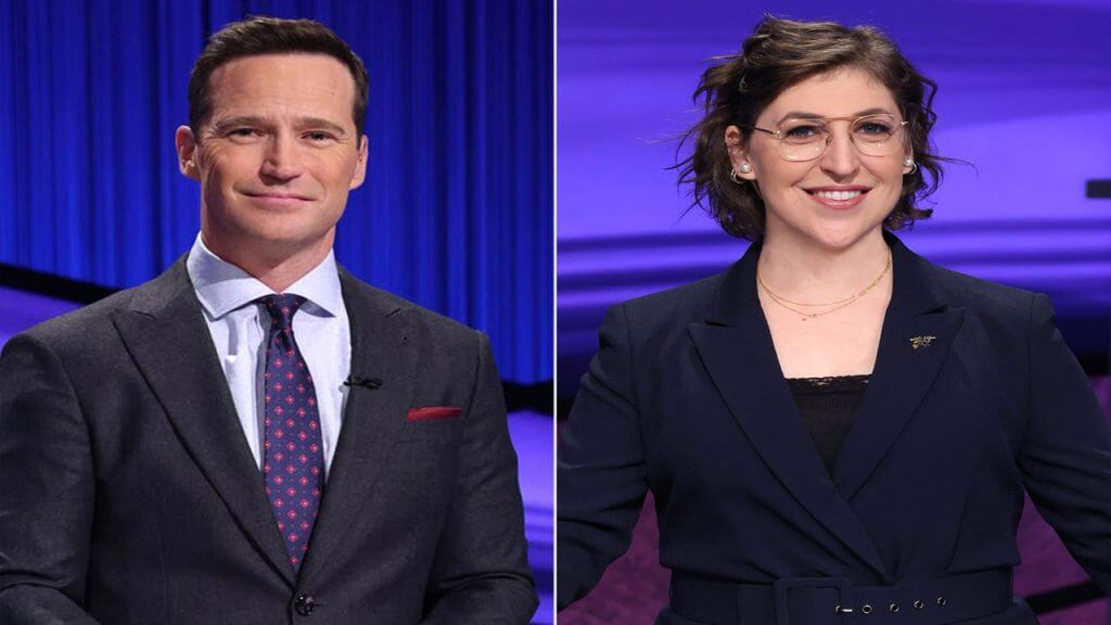 Mayim Bialik and Mike Richards Will Be New Hosts of Jeopardy!
