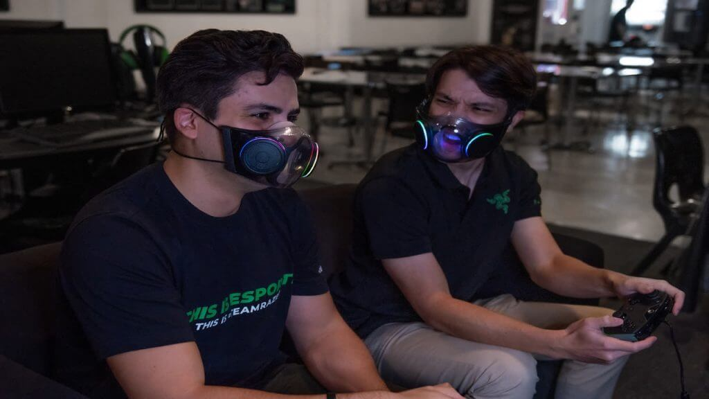 Sign Up to Beta Test the New RGB Razer Zephyr Facemask