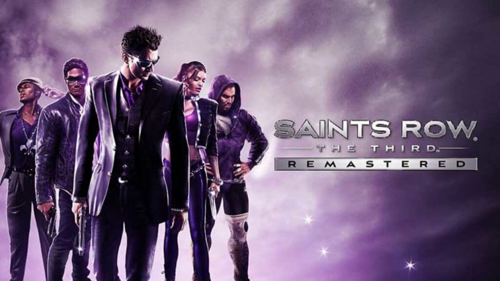 Saints Row: The Third and Automachef are Free on the Epic Games Store