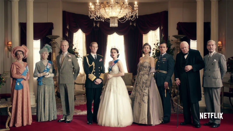 2021 Emmys The Crown
