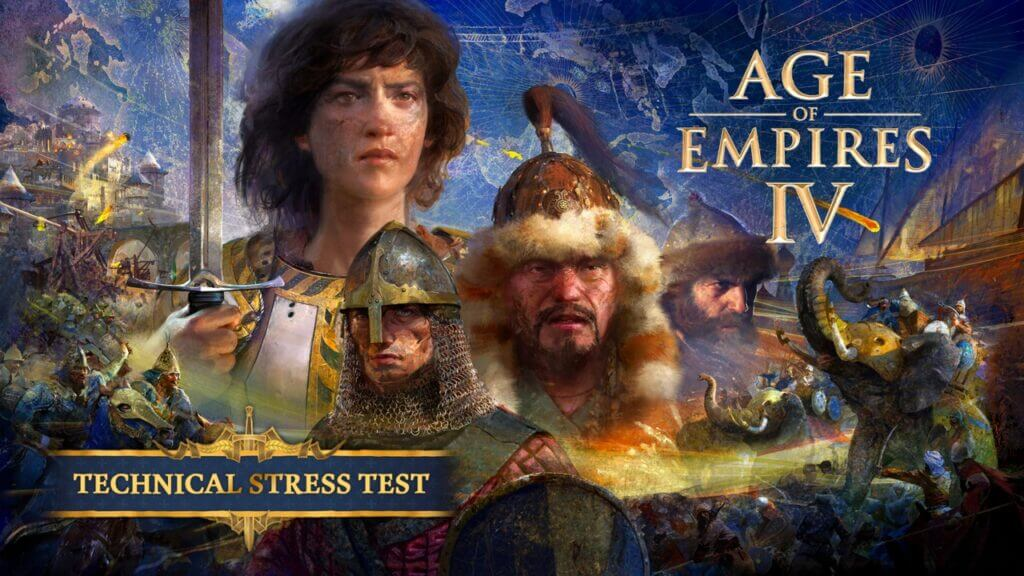 Age of Empires IV Open Technical Stress Test This Weekend