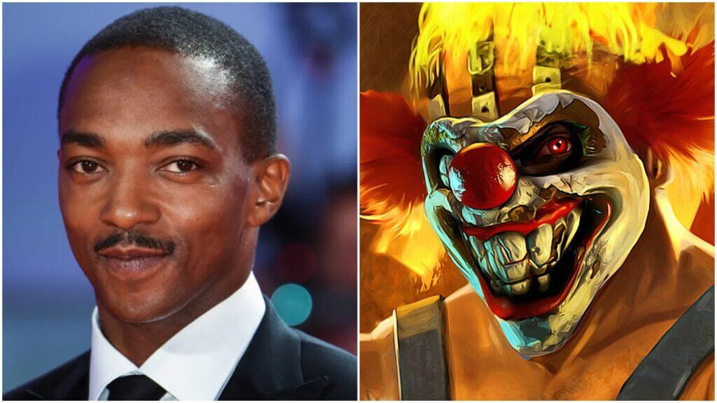Anthony Mackie Cast in PlayStation's Upcoming Twisted Metal Series