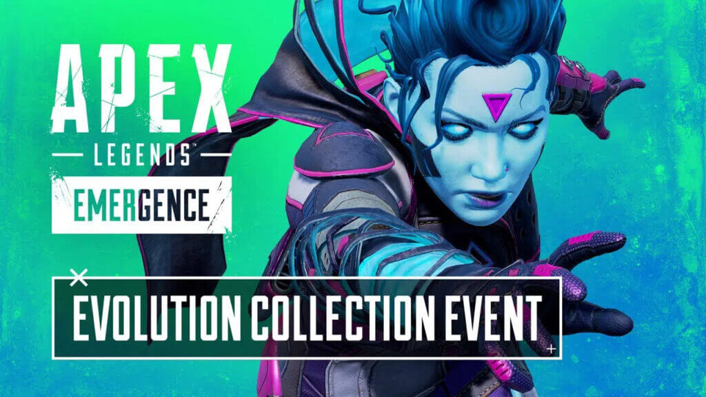 Apex Legends Evolution Collection Event Update Patch Notes
