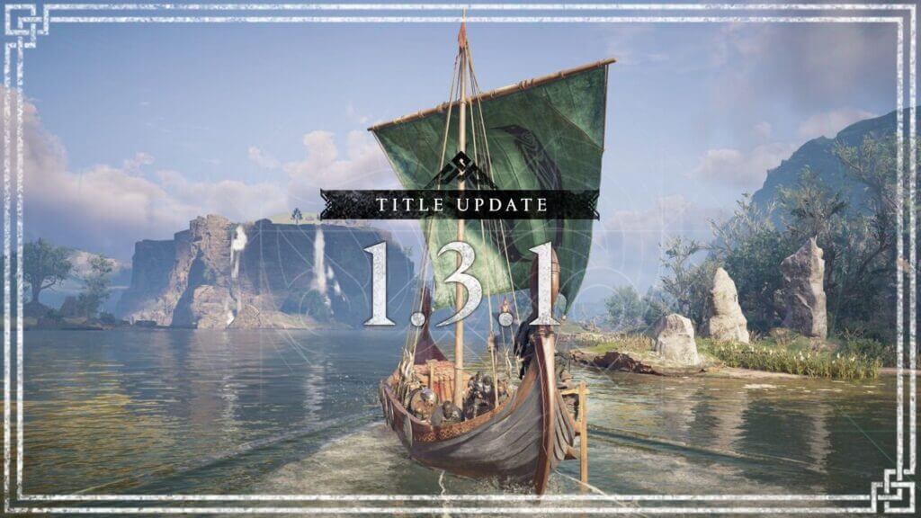 Assassin's Creed Valhalla Title Update 1.3.1 Patch Notes