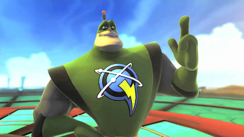 Captain Qwark, Funniest Video Game Characters