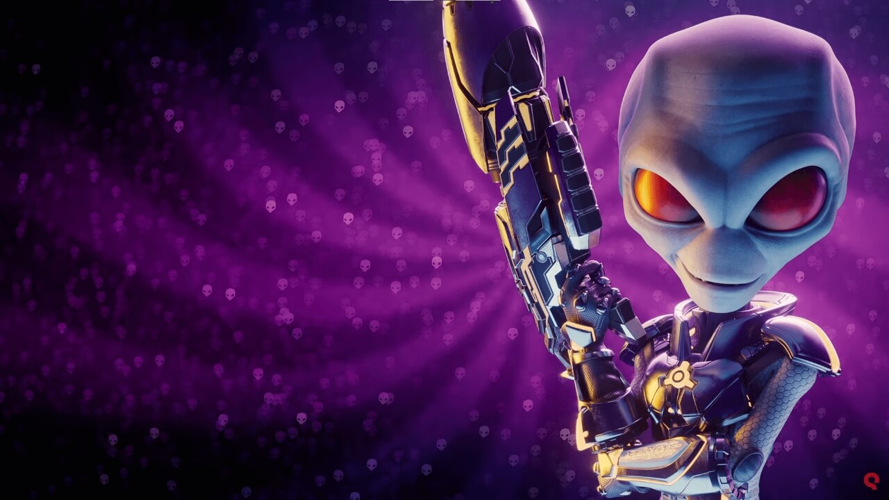 Destroy All Humans! 2 Reprobed Officially Announced