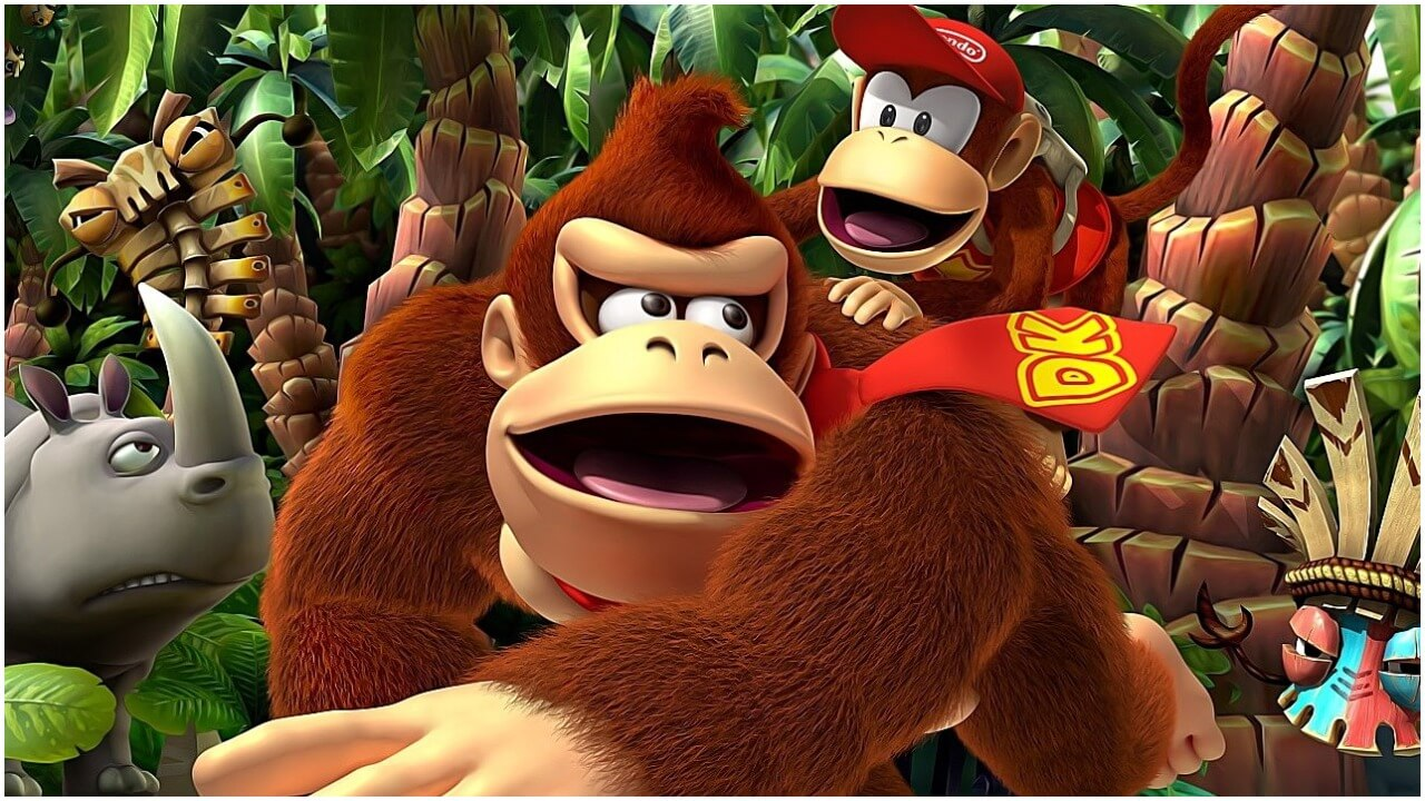 Donkey Kong is Coming to Super Nintendo World in 2024